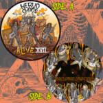 13. Nervochaos Alive Xvii Cd Lp (2016)