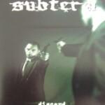 4. Subtera Discord Cd (2001)